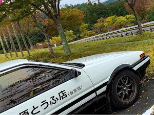 スプリンタートレノ AE86 GT-APEXのカスタム事例画像 イチDさんの2020年10月18日21:14の投稿