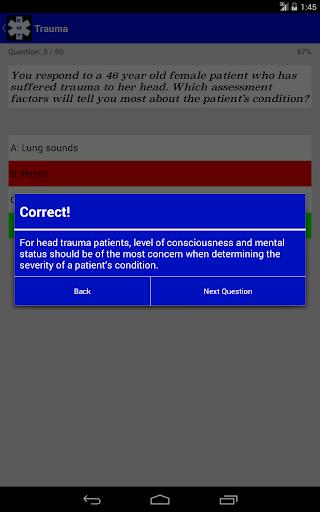 EMT Study - NREMT Test Prep screenshot 13