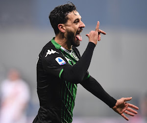 Trois buts annulés, puis la délivrance: drôle d'après-midi pour Francesco Caputo