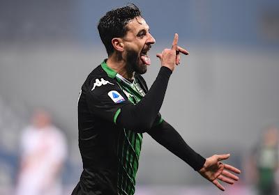 🎥 Buteur avec Sassuolo, il fait passer un message à toute l'Italie