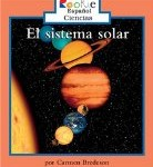 Book about the solar system in Spanish