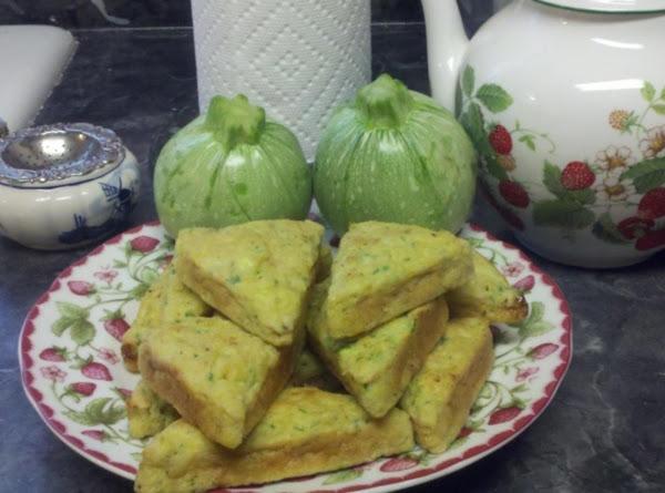 Native American Fried Squash Bread Recipe