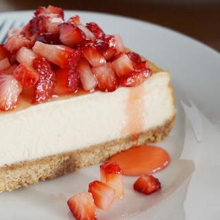 The World's Best Cheesecake.