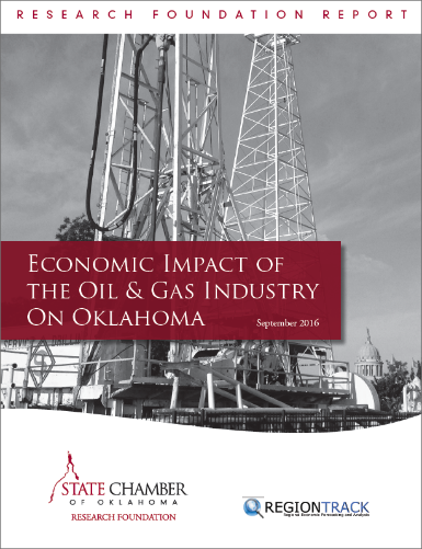 2016 Economic Impact of the Oil and Gas Industry in Oklahoma