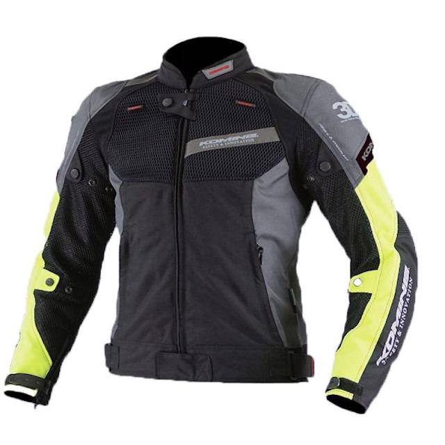 Quần áo bảo hộ motor vải lưới nhận được sự tin yêu của biker khi đi phượt vào cuối xuân