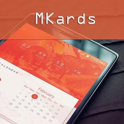 MKards for KLWP