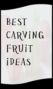 Best Carving Fruits - náhled