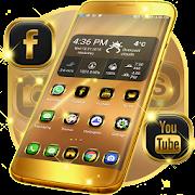 Neon Gold Theme para GO