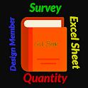 Civil Book 2019 (Quantity,Excel,Design,etab,field) icon