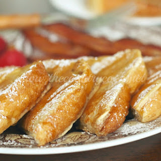 Fluffy French Toast.