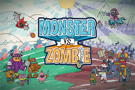 Monster VS Zombie- screenshot thumbnail