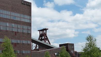 Photo: Zollverein; Ruhrmuseum & Doppelbock-Förderturm