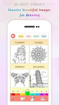 Download Prenses Kız Boyama Oyunları Peri Masalı Dünyası Apk Latest