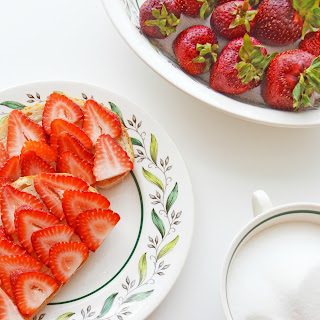 Strawberry Sandwich Recipes.
