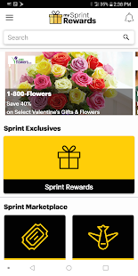 My Sprint Rewards Screenshot