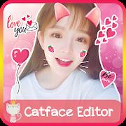 Cat Face Editor 365