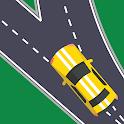 Traffic Run - Crossy Road Car icon