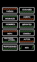 Screenshot of Ahorcado (Español)