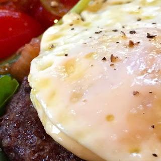 """Steak"" and Eggs Under 500 Calories!"