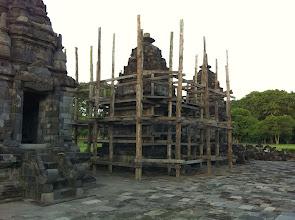 Photo: Candi Lumbung. Prambanan. Yogyakarta, Indonesia.  Enero 2014.