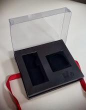 Photo: Caixa Especial com molde para objetos condecorativos (medalhas, insignias) - Foto 1
