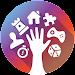 GameTree – #1 Gamer Discovery Network LFG icon