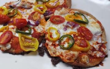 Fiesta Mini Pizza - Reduced Carb Recipe