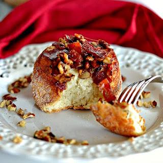 Maple Bacon Pecan Cinnamon Rolls