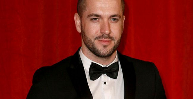 Shayne Ward bemoans pressure on actors to be in shape