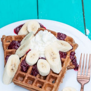 Vegan Banana Waffle Recipes
