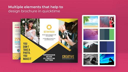 Foto do Brochure Maker, Poster Maker, Pamphlet Designer
