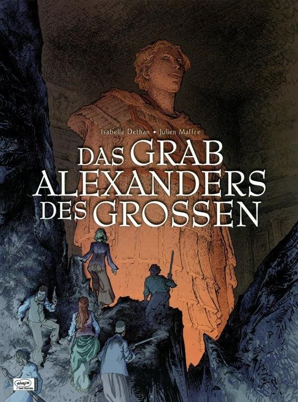 Das Grab Alexanders des Grossen (2013)