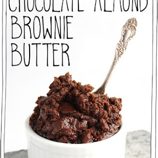 Chocolate Almond Brownie Butter.