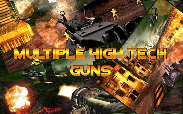 Gunship Strike 2016 - screenshot