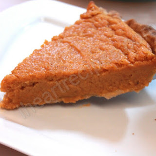 Sweet Potato Pie Recipe - Soul Food