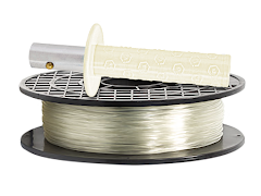 Clear PRO Series Thermoplastic Polyurethane (TPU) - 1.75mm (1lb)