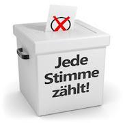 Wahlhilfe Automat