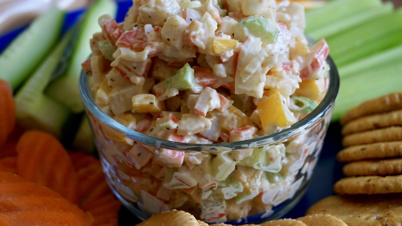 Imitation Crab Salad Recipe No Mayo