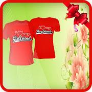 Couple T-Shirt Design APK