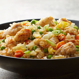 Easy Chinese Chicken Fried Rice Recipe