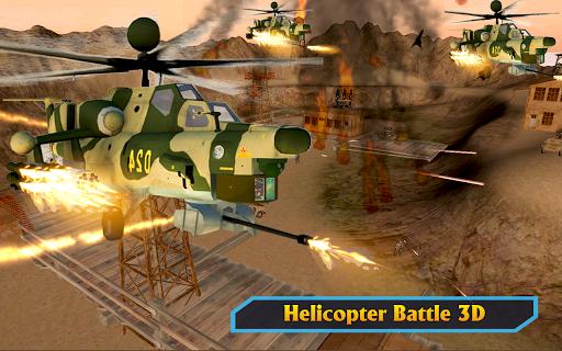 Gunship Helicopter Air War Strike apkdebit screenshots 7