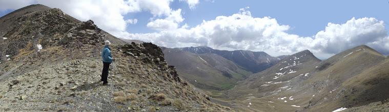 Photo: Mirant cap a la Vall de Coma de Vaca