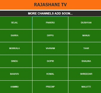 Kavitha Rajasthani TV - náhled