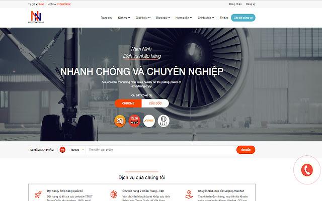 Công Cụ Đặt Hàng Của Nam Ninh Express