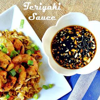 Teriyaki Shrimp or Glaze and Grill.