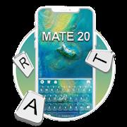 Mate20 Business Keyboard Theme