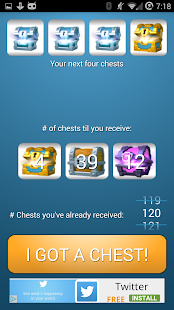 Clash Chest Tracker 3.3 APK