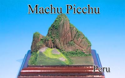 Machu Picchu -Peru-