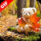 Teddy day GIF - Valentine day Gif icon