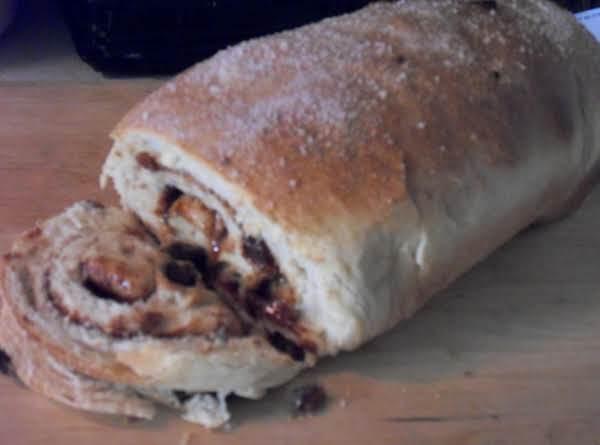 Cinnamon Swirl Raisin Bread-for Bread Machine